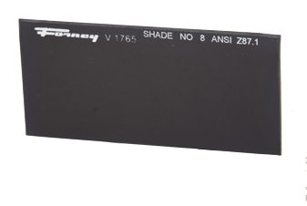 57008 2 Quot X 4 1 4 Quot Shade 8 Lens Hardened Wasatch Steel