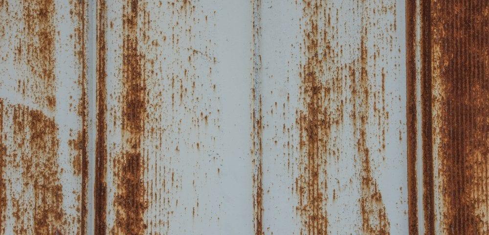 galvalume metal oxidization protection