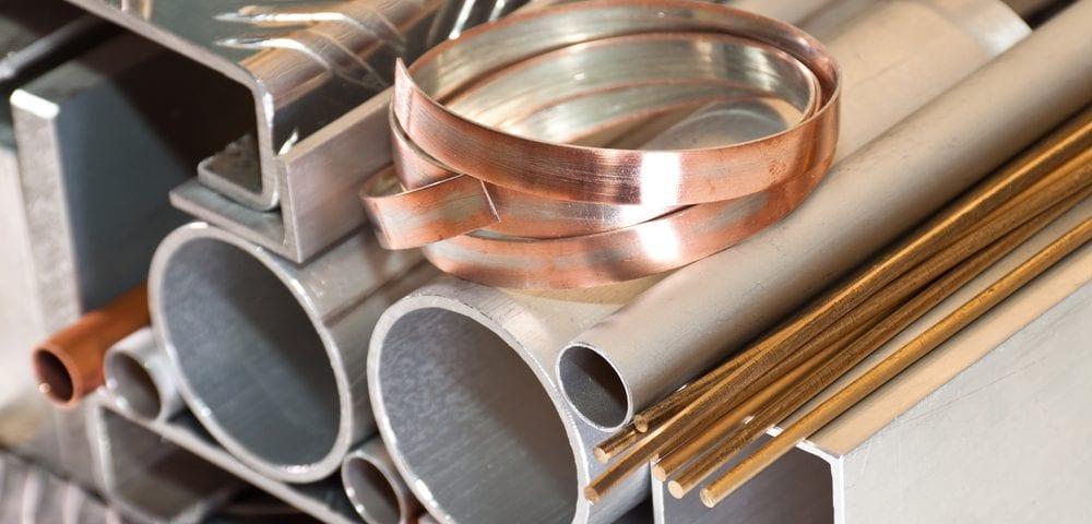 ferrous non-ferrous metals