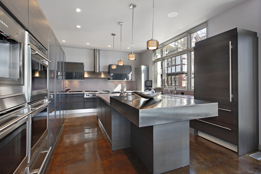 Selecting and Installing Stainless Steel Kitchen ...