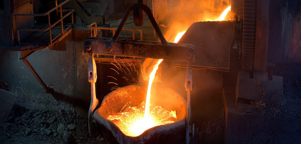 metal steel quenching processes