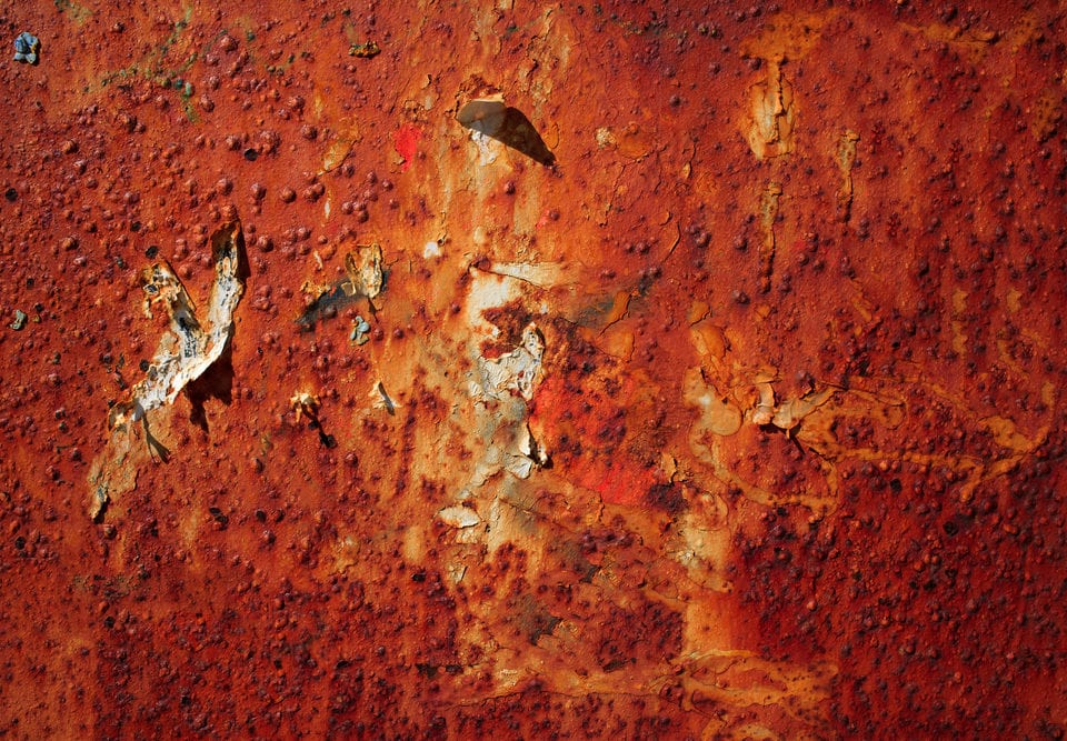 steel corrosion prevent rust