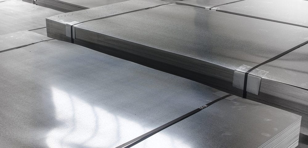 metal steel thermal conductivity