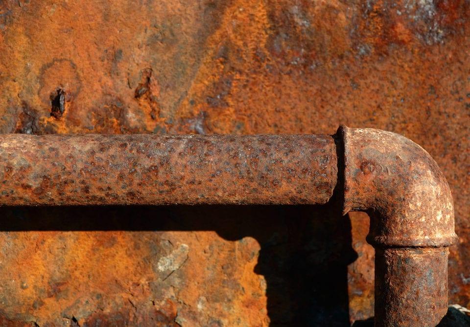 steel corrosion prevent rust