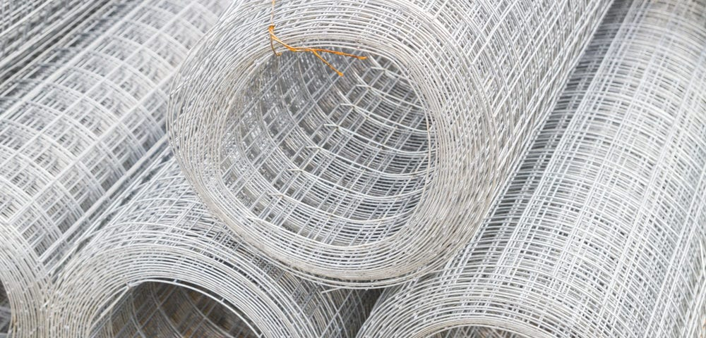 types applications steel wire mesh