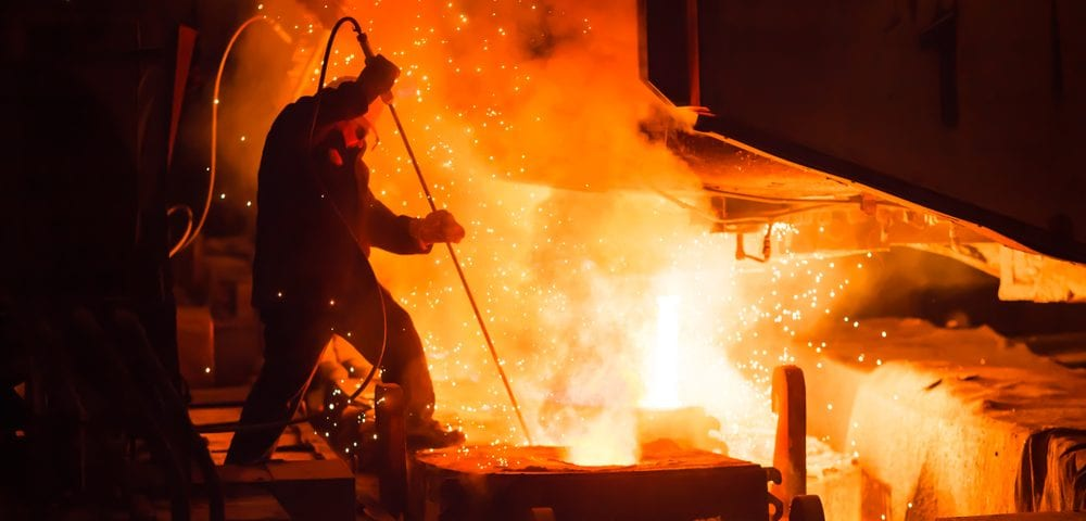 understanding preventing steel decarburization
