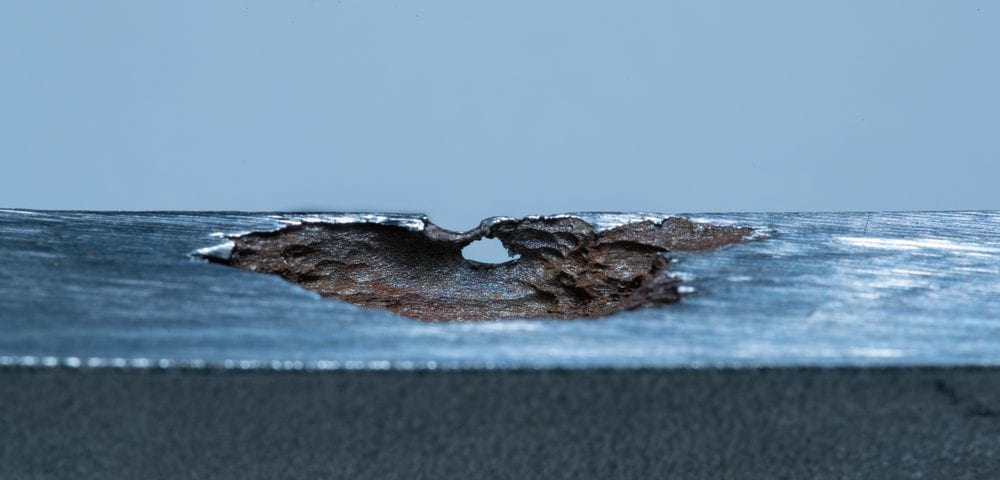 metal fatigue failure prevention