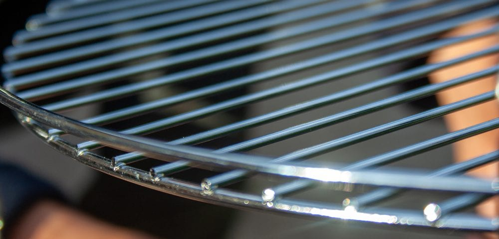 stainless steel BBQ grate materials