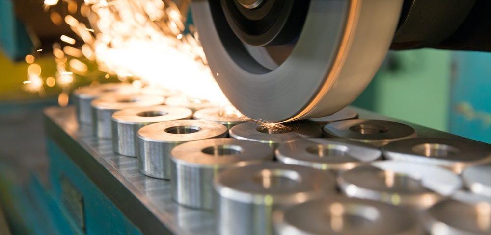 how steel metal polishing