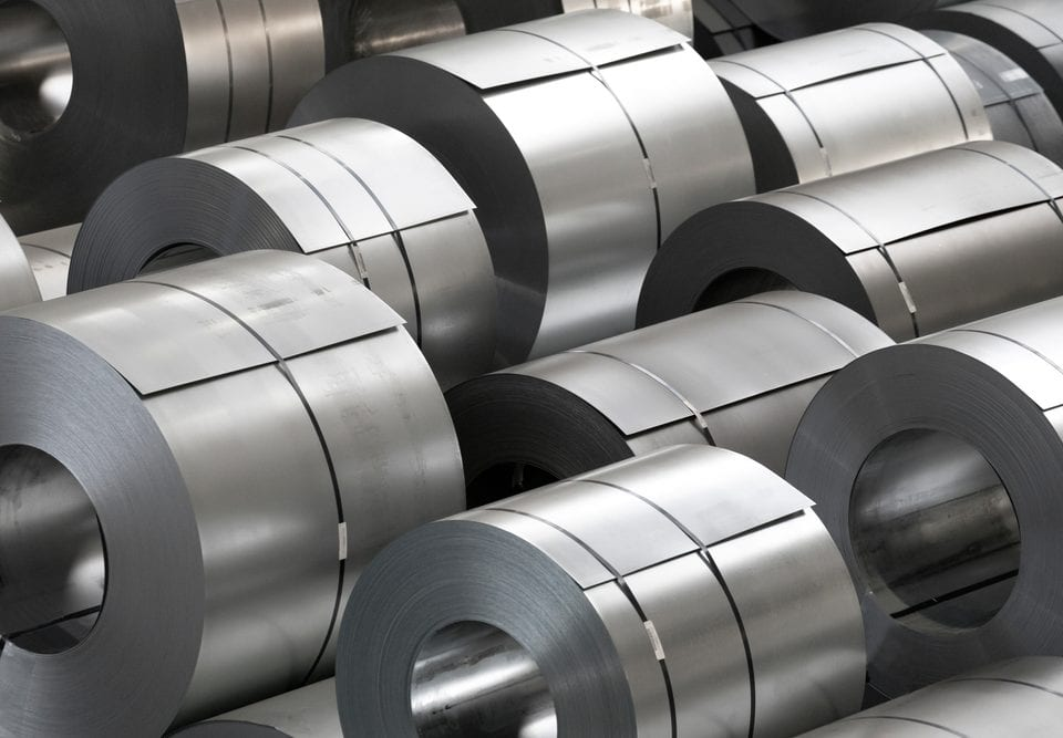 metal steel sheet applications types