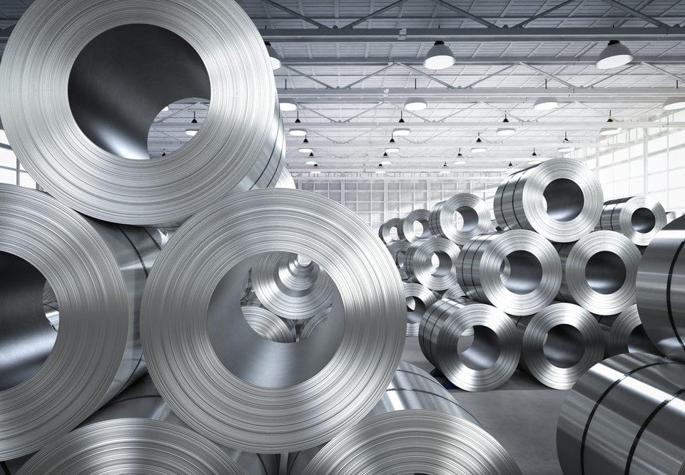metal steel sheet characteristics