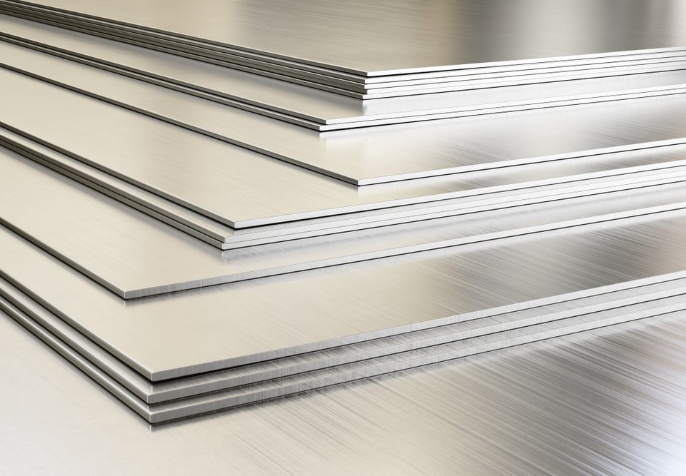 options stainless steel finishing