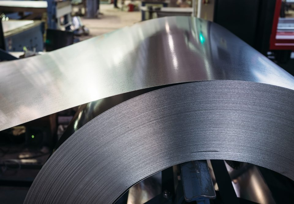 comparing steel sheet plate